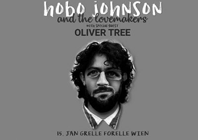 15/01 Hobo Johnson and The Lovemakers
