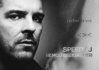 24/11 Techno.Deluxe w/ Speedy J x Remco Beekwilder