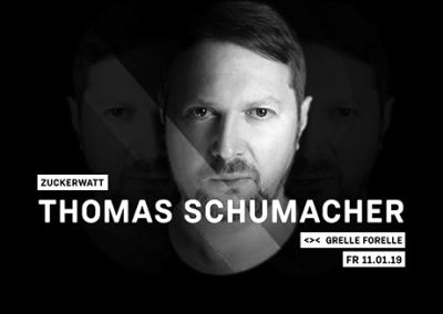 11/01 Zuckerwatt w/ Thomas Schumacher
