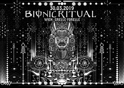 30/03 Bionic Ritual w/ Arjuna & Antonymous