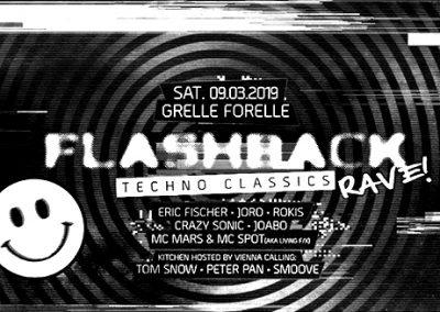 09/03 Flashback RAVE # Techno Classics