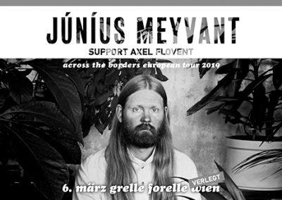 06/03 FM4 Indiekiste mit Junius Meyvant