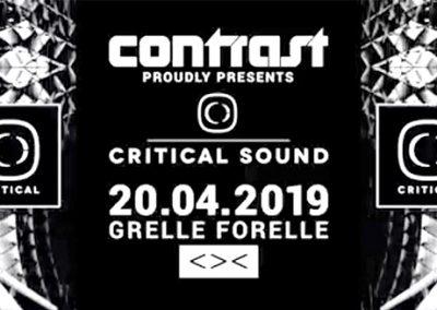20/04 CONTRAST presents Critical Sound w/ ENEI & KASRA