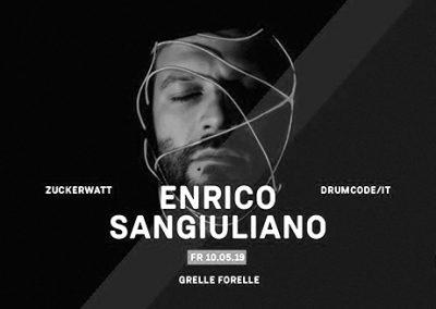 10/05 ZUCKERWATT w/ Enrico Sangiuliano (drumcode)