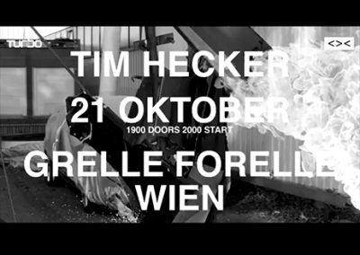 21/10 Tim Hecker // TURBO