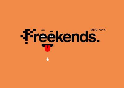 02/08 –24/08 Freekends