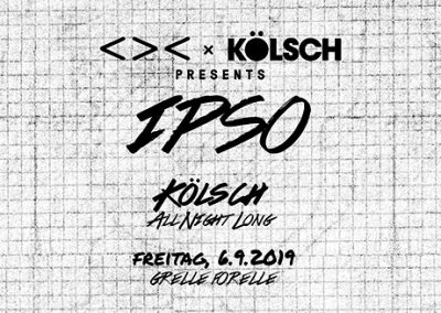 06/09 Kölsch All Night Long