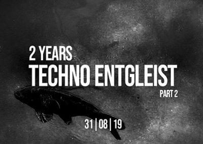 31/08 2 YRS Techno entgleist (Free Party)