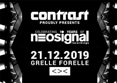 21/12 CONTRAST presents 10 Years Of Neosignal