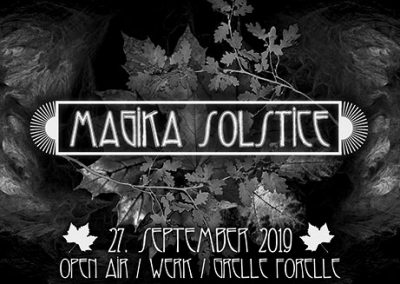 27/09 Magika Solstice – MiniFestival