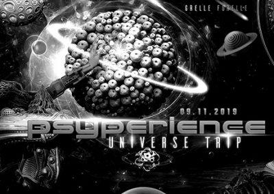 09/11 Psyperience – Universe Trip w/ Oxidaksi & MiloWatt