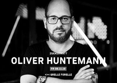08/11 ZUCKERWATT w/ Oliver Huntemann