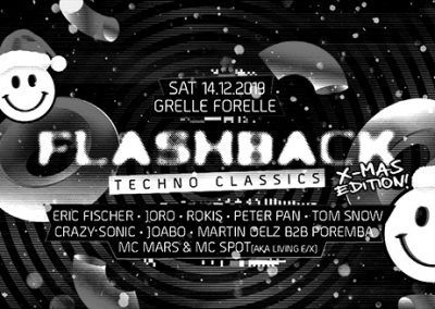 14/12 Flashback RAVE # Techno Classics