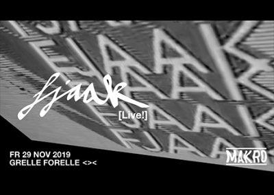 29/11 MAKRO w/ FJAAK live