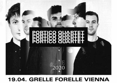 19/04 Portico Quartet