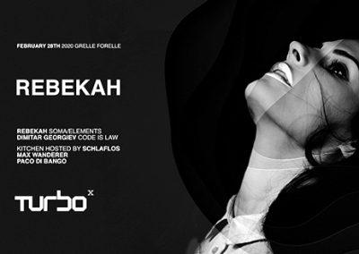 28/02 TURBO w/ Rebekah