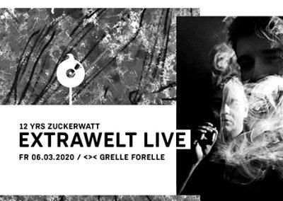06/03 12 YRS ZUCKERWATT w/ Extrawelt LIVE
