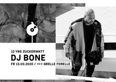 13/03 12 YRS ZUCKERWATT w/ DJ BONE