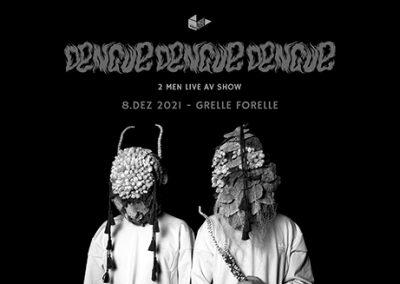 08/12 FM4 Indiekiste mit Dengue Dengue Dengue – live AV show