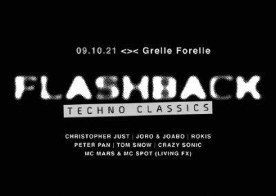 09/10 FLASHBACK Techno Classics