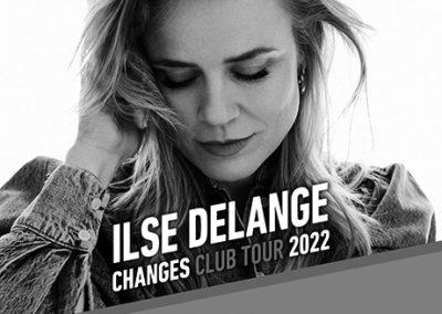 09/05 Ilse DeLange – Changes Clubtour 2022