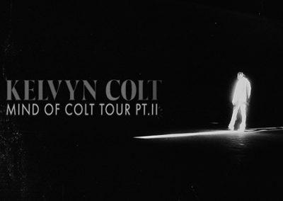 07/04 Kelvyn Colt /// Mind Of Colt, Pt. II