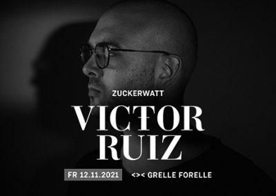 12/11 ZUCKERWATT w/ VICTOR RUIZ